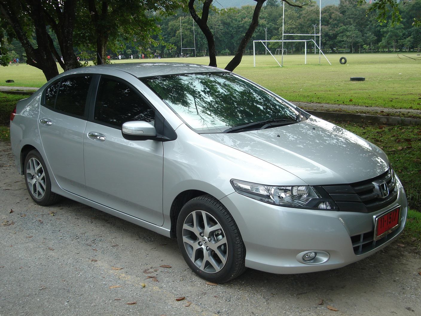 Honda City 2011 (Review)