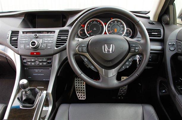 2012 Honda Accord Type S Front Interior Nice Look
