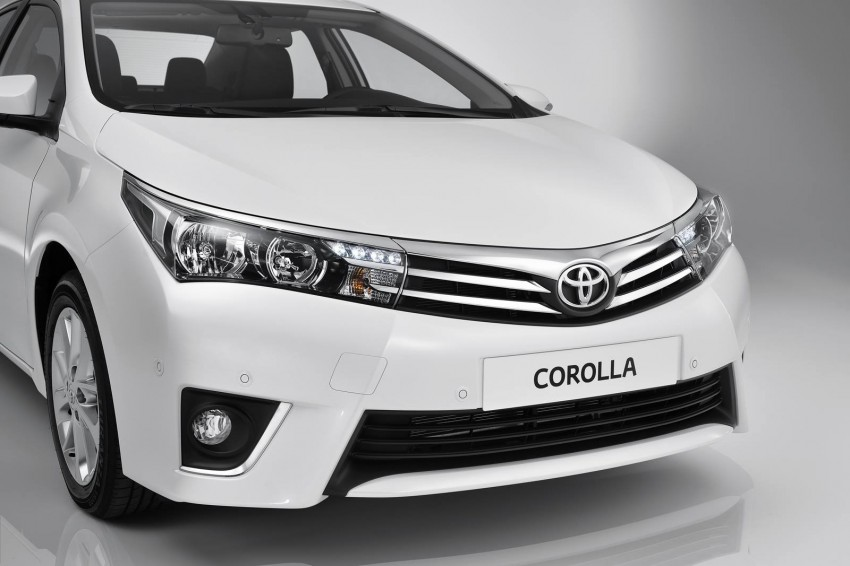Toyota Corolla 2014 (Review) | Saimies Tech